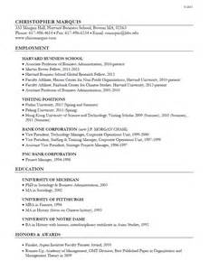 Sle Business Administration Resume by Resume For Associate Degree In Business Administration