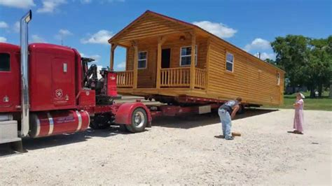 two bedroom portable cabins derksen portable cabin build out by enterprise center of giddings tx youtube
