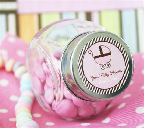 baby shower jars favors