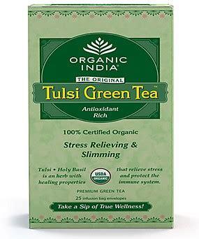 T2 Detox Tea Weight Loss by Tulsi Green Tea Organic India