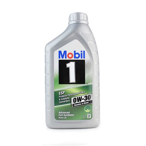 Oli Top 1 Synthetic 1 L 1 litre mobil 1 esp 0w30 fully synthetic engine motor