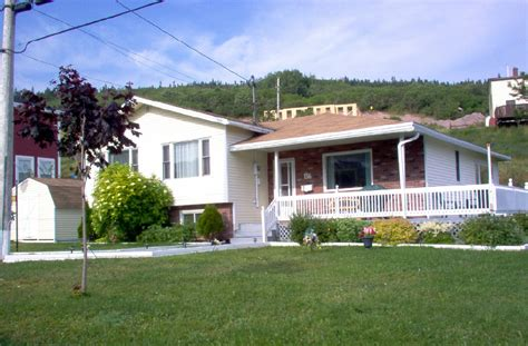canada oceanview real estate newfoundland oceanview home
