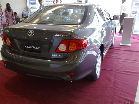 toyota corolla official website toyota indus corolla 2008 official thread corolla