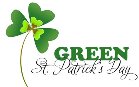 Happy St Pattys Day Are You Wearing Green by Celebrate St S Day With A Green Breakfast