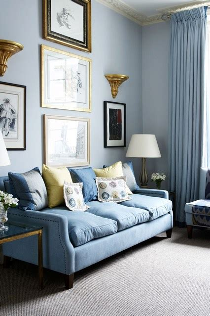 grey and blue living room ideas soft blue grey scheme living room design ideas