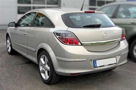 opel gtc 2007 2007 opel astra h gtc pictures information and specs