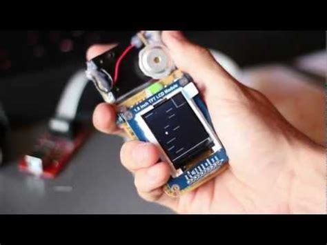 open source handheld console handheld console electronics