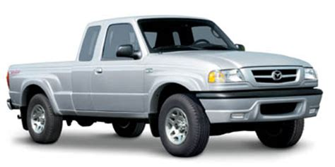 2007 mazda b series 2wd truck review, ratings, specs