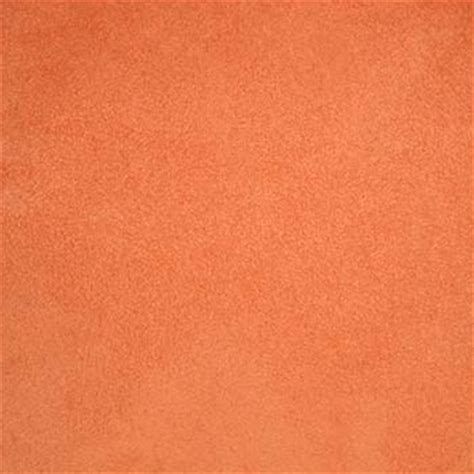Mission Upholstery Fabric by 25 Yd Bolt Mission Suede Tangerine Orange Upholstery