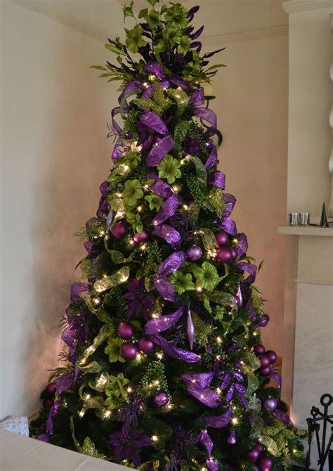 purple christmas tree best 25 purple tree ideas on purple decorations purple