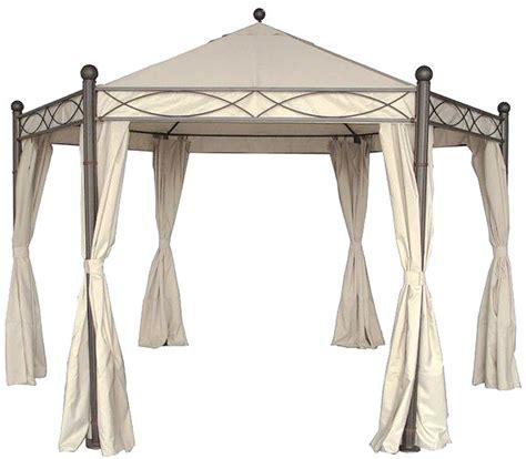 pavillon 6 eckig siena garden pavillon kenia ll 577 524 6 eckig mocca