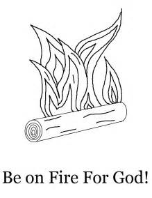 church house collection blog be on fire for god coloring page
