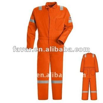 Wearpack 100 Cotton 100 Coverall Cotton Orange s 100 cotton retardant safety coverall workwear orange boiler suits buy boiler suit