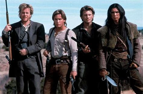 psychostasy of the film: young guns (1988)