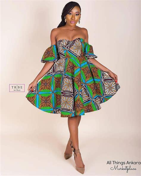 40 stylish ankara styles 40 latest new ankara short gown styles 2018 for bright