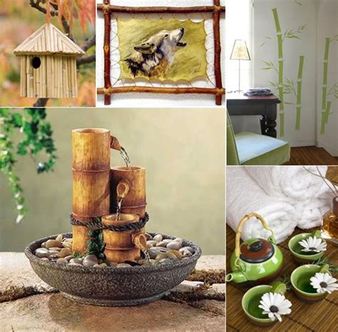 bamboo home decor ideas images