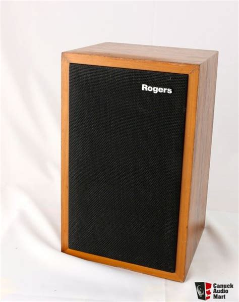 nice speakers nice rogers ls3 5a speaker matched pair photo 613978