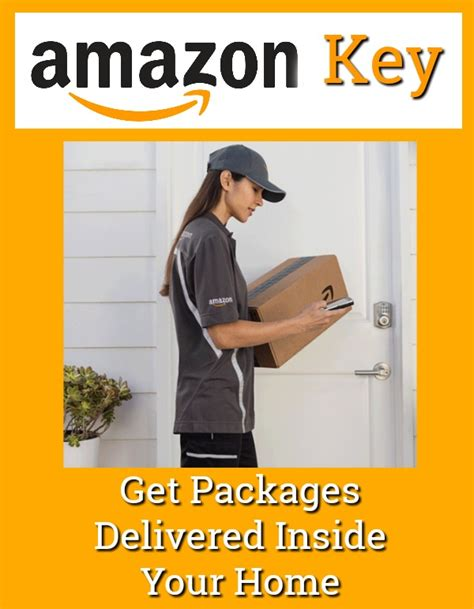 amazon key amazon key get packages delivered inside your house