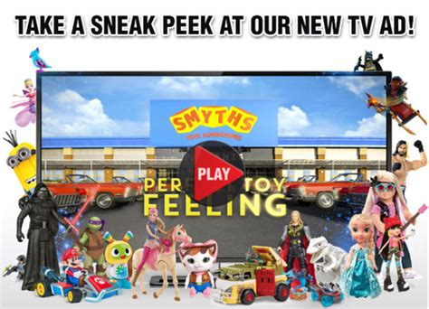 Smyths Gift Card Online - smyths toys hq have you seen our new tv ad 33 off selected toys preheader new