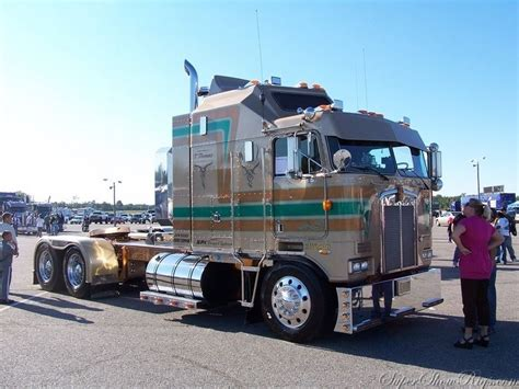 kw cabover kw cabover cool trucks