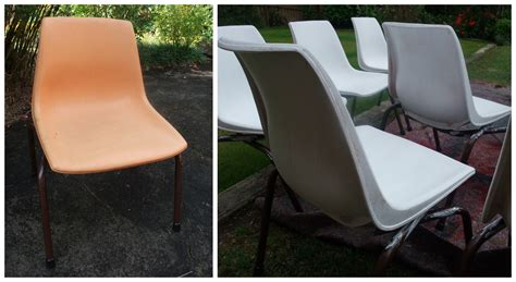 Paint Plastic Chairs - sebel stak a bye chairs