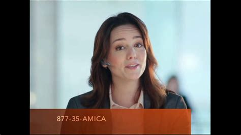 amica commercial actresses amica mutual insurance company tv spot expectations
