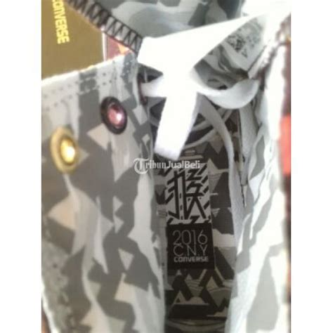 Harga Converse Year Of The Monkey sepatu original converse ct all cny black cherry