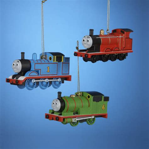 thomas the tank engine ornament item 105643 the