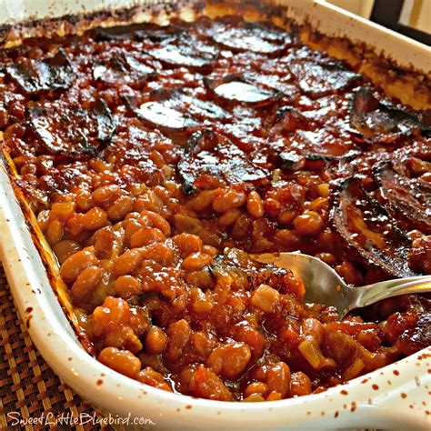 sweet little bluebird anastasia s best ever baked beans