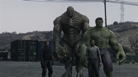 mod gta 5 pc hulk hulk avengers age of ultron add on gta5 mods com