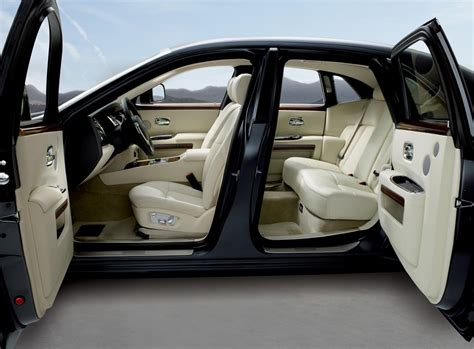roll royce ghost interior chauffeured rolls royce ghost front seat driver