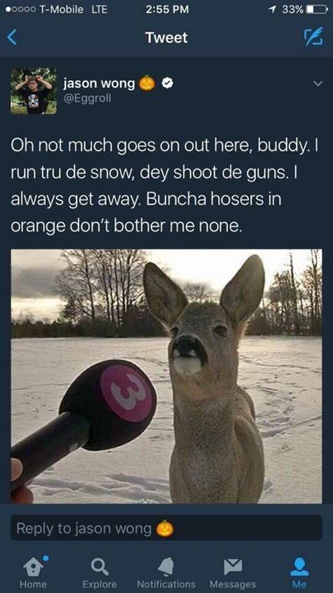 deer meme canadian deer memes