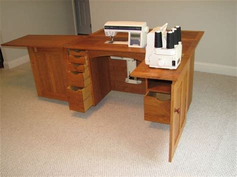sewing table woodworking plans woodwork plans for sewing cabinet free pdf plans