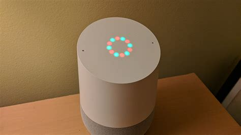 lights for google home google home has custom light patterns when playing holiday