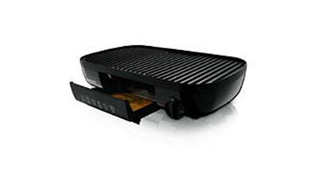 Pemanggang Listrik Table Grill Philips Hd 6321 daily collection table grill hd6321 21 philips