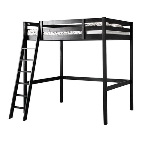 Loft Bed Frame Ikea Bunk Beds With Storage Canada San Plans