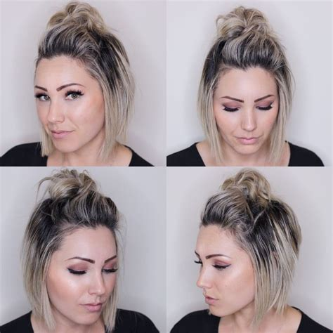 Wedding Hairstyles For A Bob Haircut by Best 25 Bob Updo Hairstyles Ideas Only On