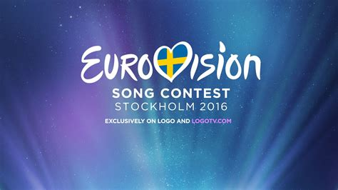 song for 2016 image gallery eurovision 2016 logo