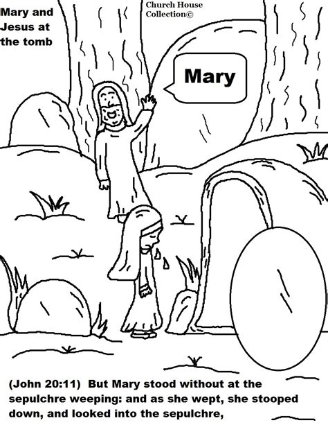 Jesus Resurrection Coloring Pages church house collection easter jesus resurrection coloring pages