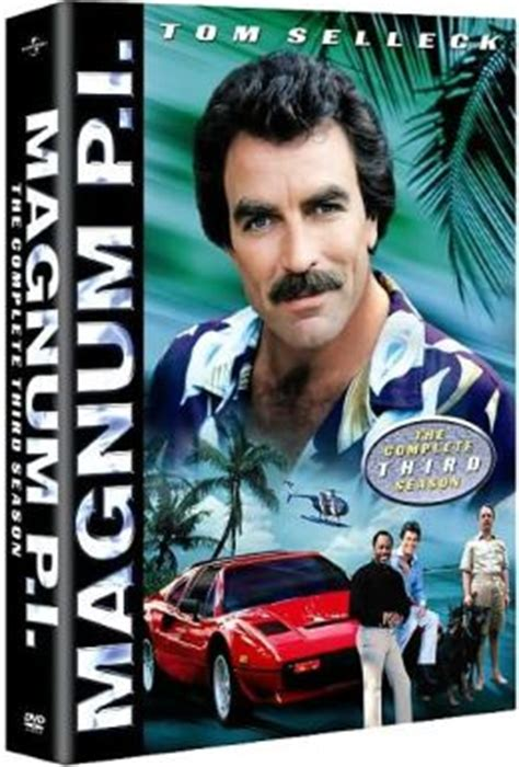 Magnum P I Season 3 magnum p i season 3 by universal studios tom selleck