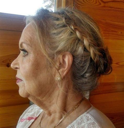 hair braids for older women 20 contemporary and stylish long hairstyles for older women