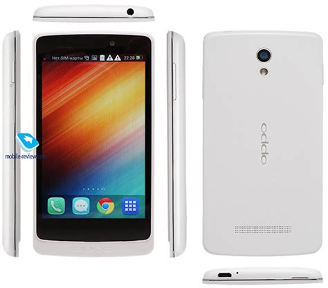 Oppo Clover R815 mobile review обзор смартфона philips xenium w7555