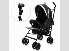 Foldable Baby Stroller Buggy Kids Jogger Travel Infant ... Umbrella Stroller With Canopy