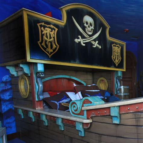 Peter Pan Wall Mural 18 utterly awesome kid s beds homes and hues