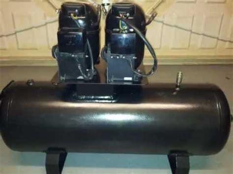 Handmade Air - silent air compressor
