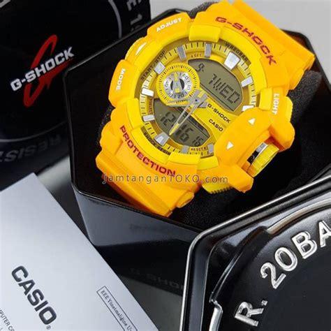 Casio Gshock Ga 201rd Ori Bm harga jual harga jam g shock ga 400 jam tangan original