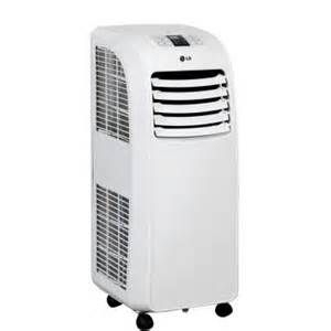 home depot portable air conditioner lg electronics 8 000 btu portable air conditioner and