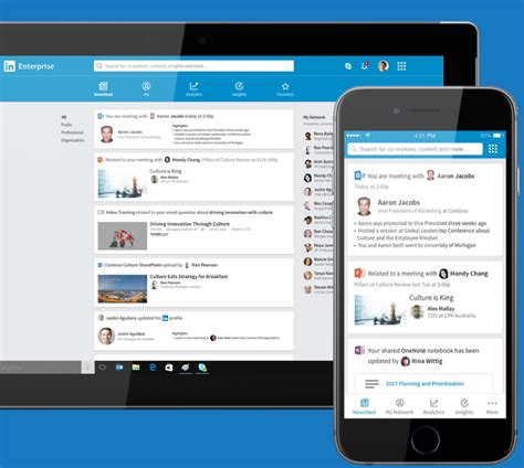 Office 365 News Feed Microsoft Bought Linkedin For Your Relationship Data Cio