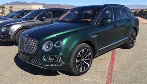 bentley sport coupe bentley bentayga suv prossimamente anche sport coup 233
