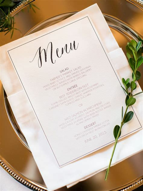 top wedding reception food catering trends